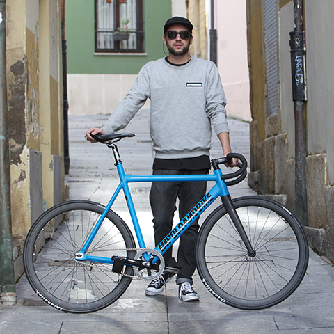 Poloandbike - Fixed gear bikes proudly built in Europe
