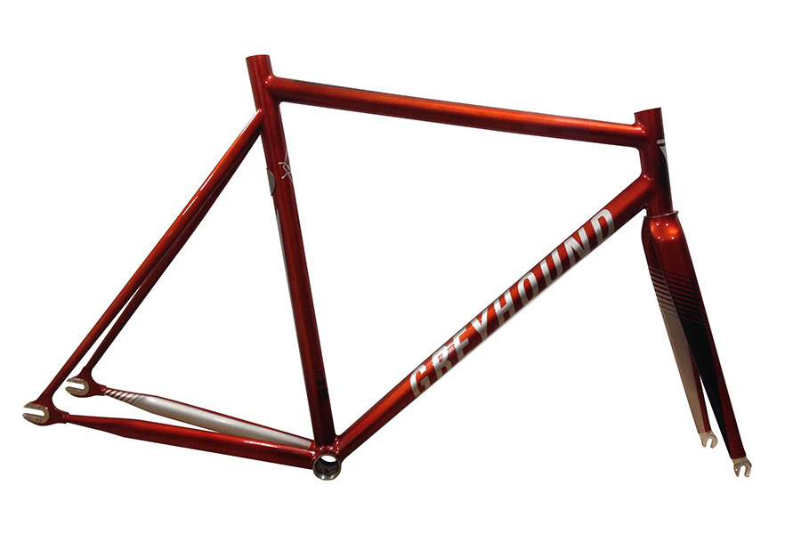 GREYHOUND /// Frameset