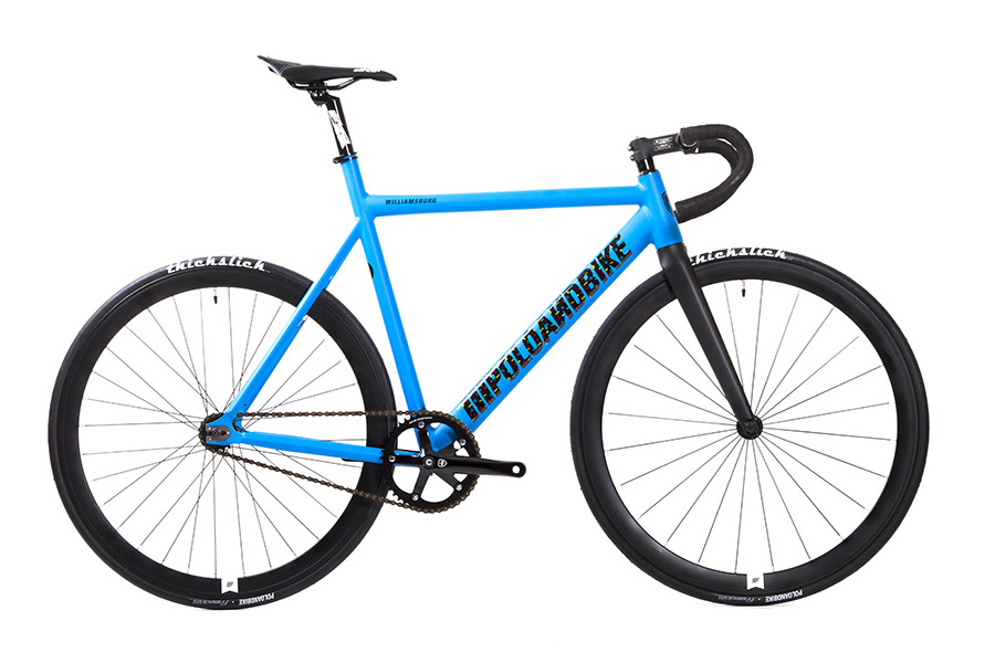 WILLIAMSBURG /// Complete bike