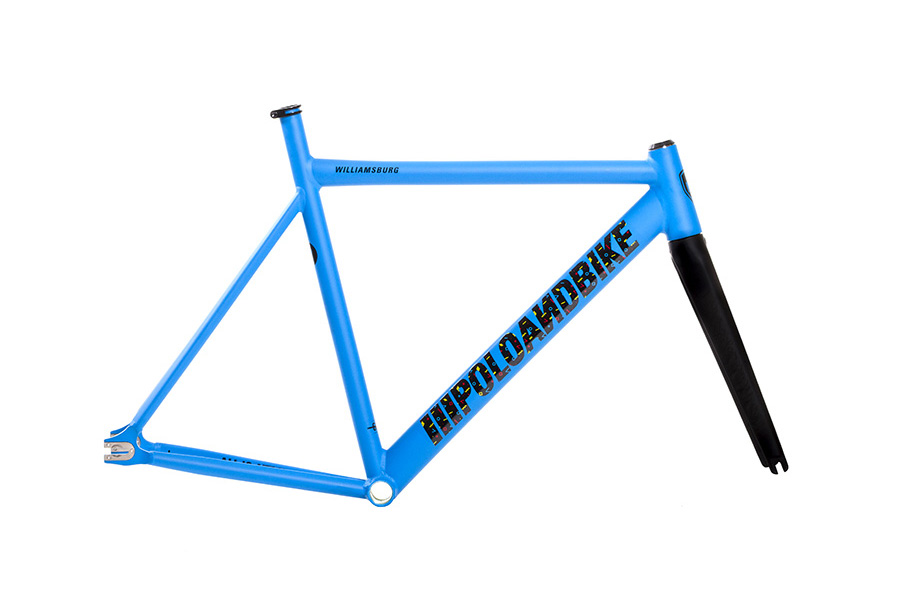 WILLIAMSBURG /// Frameset