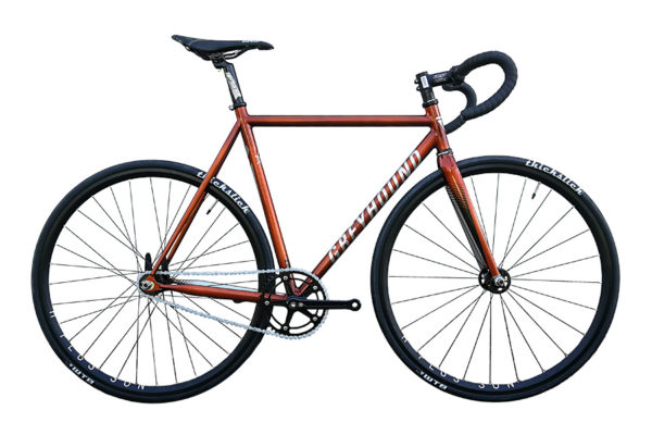 GREYHOUND - POLOANDBIKE - Fixed gear bikes proudly built in Europe